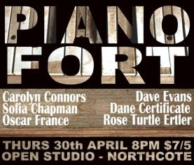 PIANO FORT